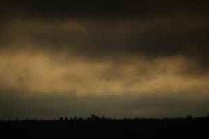 dunkelwolkenhorizont