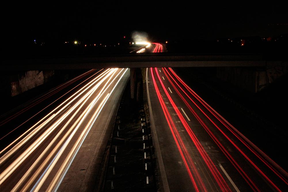 berlin nacht buch autobahn