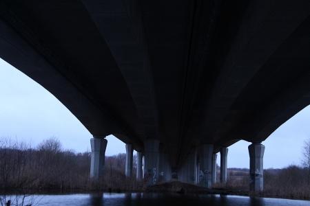 warnow, warnowbrücke autobahn
